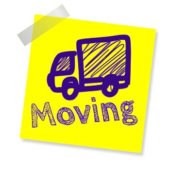 Wij verhuizen!